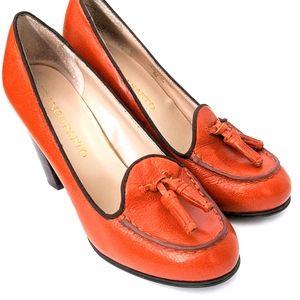 Franco Sarto Loafer Heel